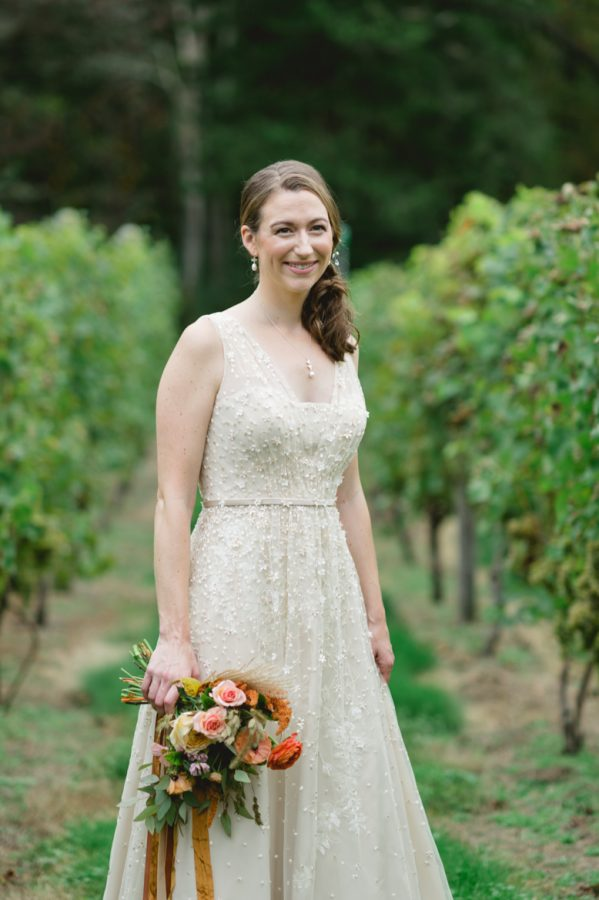Willow Springs Vineyard Fall Wedding