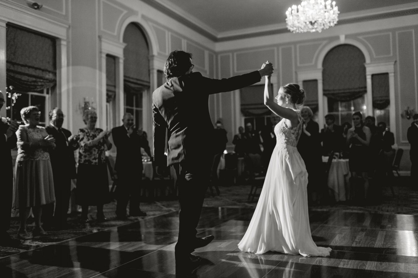 Hawthorne Hotel Wedding - Salem Ma