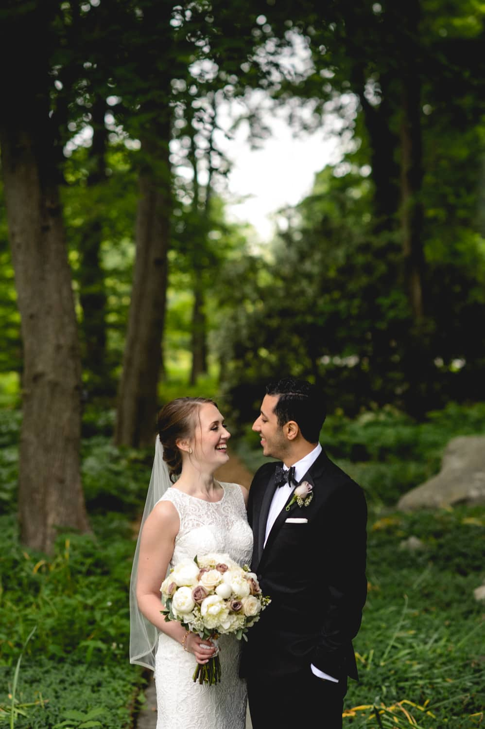 Blithewold Mansion Wedding RI