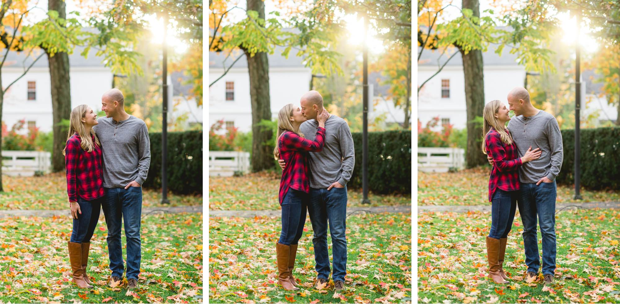 Phillips Exeter Academy Engagement Session