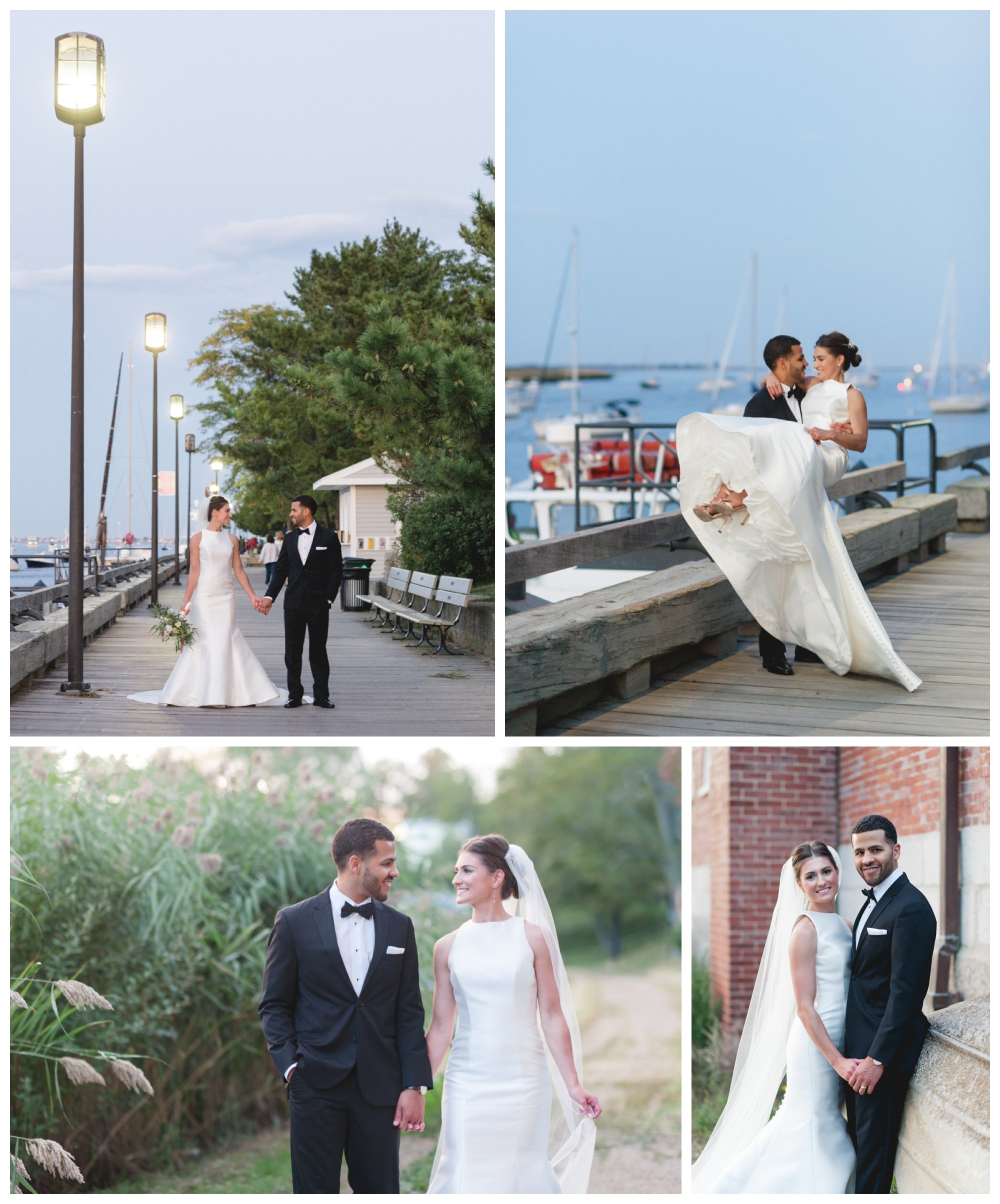 Newburyport Fall Wedding