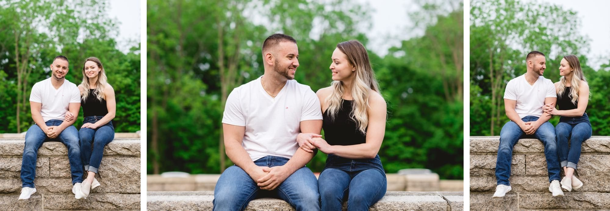 Greycourt State Park Engagement Session