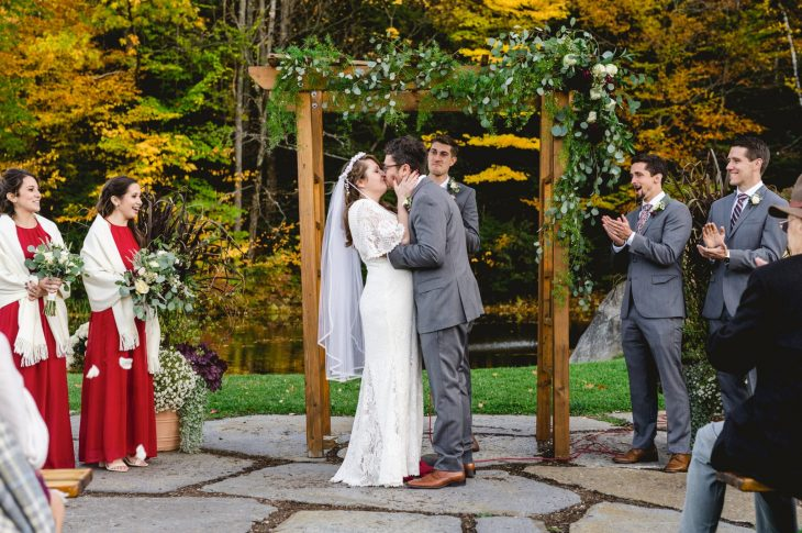 Mt. Sunapee Ski Resort Wedding