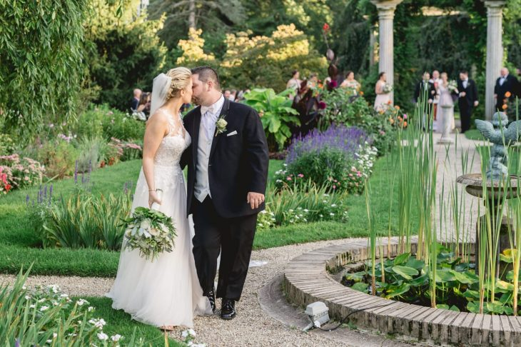 Glen Magna Farms Summer Wedding