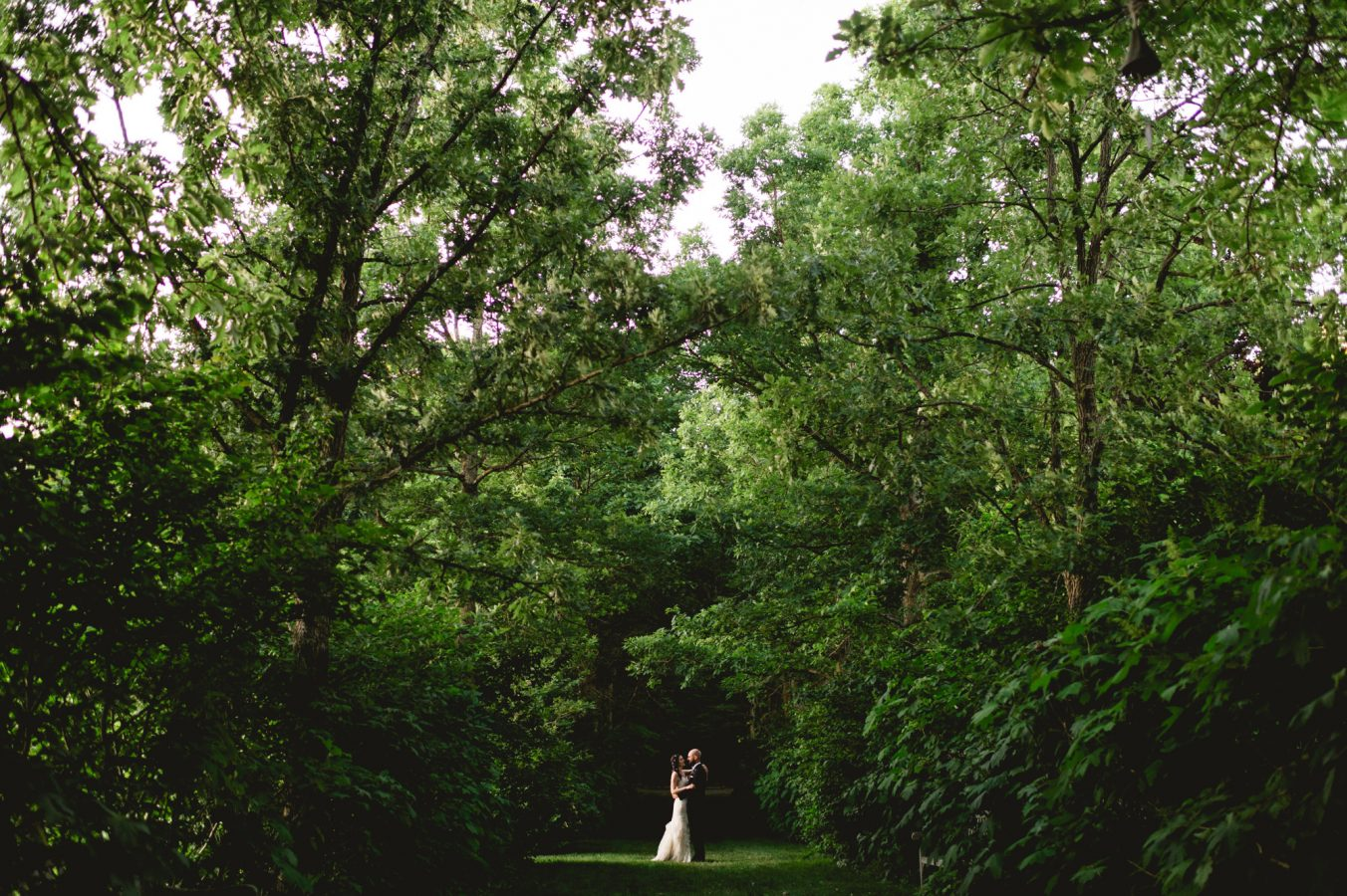 Tower Hill Botanical Center Wedding